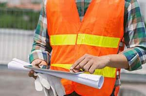 Software for construction companies lets you access real time financial data while on site.