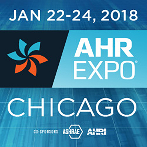SAMPro Field Service Billing and Construction Invoicing Software Products at AHR Expo Las Vegas 2017