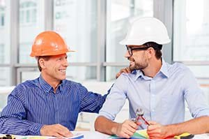 HVAC owners combining assets with field service accounting software.
