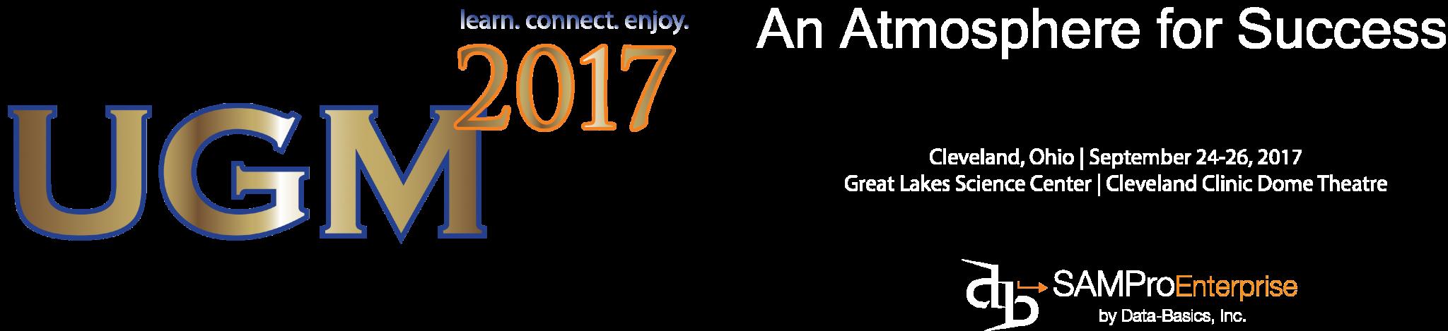 Data Basics User Group Meeting 2017 Cleveland Ohio