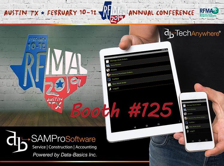 SAMPro Software RFMA 2019
